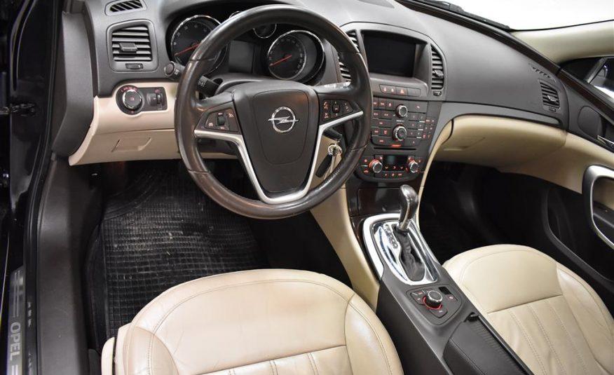 Opel Insignia Sports Tourer Cosmo 2,8 Turbo Ecotec 4×4 191kw/260hv A6 (2009)