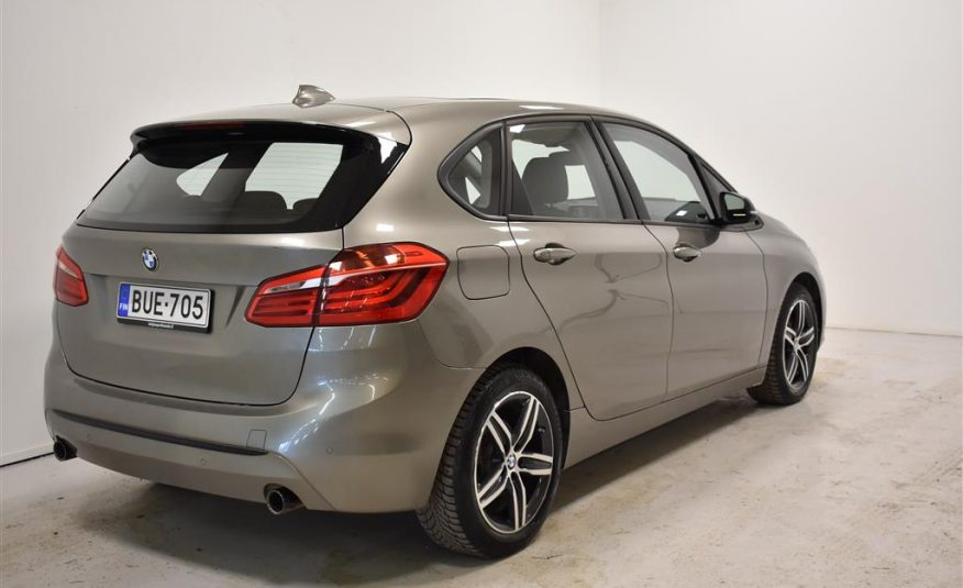 Bmw 220 220d Xdrive Active Tourer Farmari (ac) 4ov 1995cm3 A (2014)