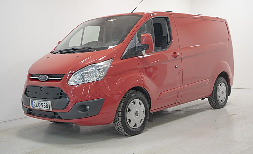 Ford Transit 310 2,2tdci 125 Hv Limited M6 Van N1 L2h1 Fwd (2014)