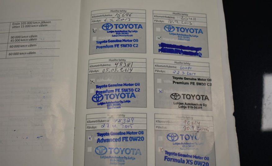 Toyota Verso 1,8 Valvematic Family 7p (2012)