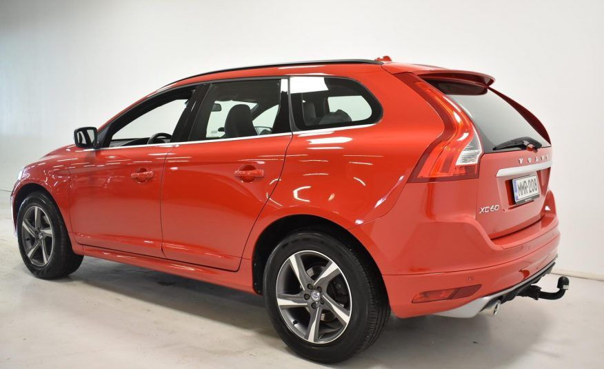 Volvo Xc60 D4 Business R-design Aut (2016)