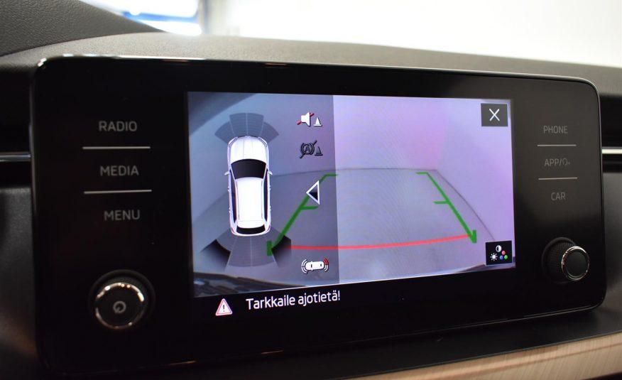 Skoda Kamiq 1,0 Tsi 115 Style Dsg Autom. (2020)