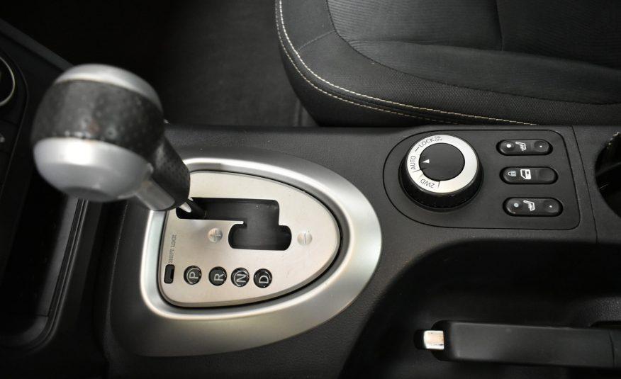 Nissan Qashqai+2 2,0l Acenta 4wd Cvt Connect My10 (2010)