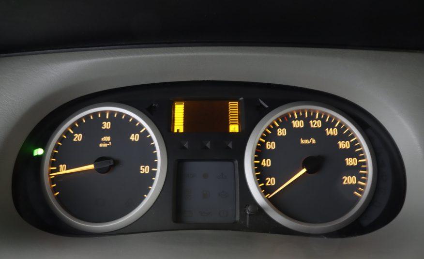 Opel Vivaro Van L2h1 2,0 Cdti 84kw/114hv M6 (2900kg) (2008)