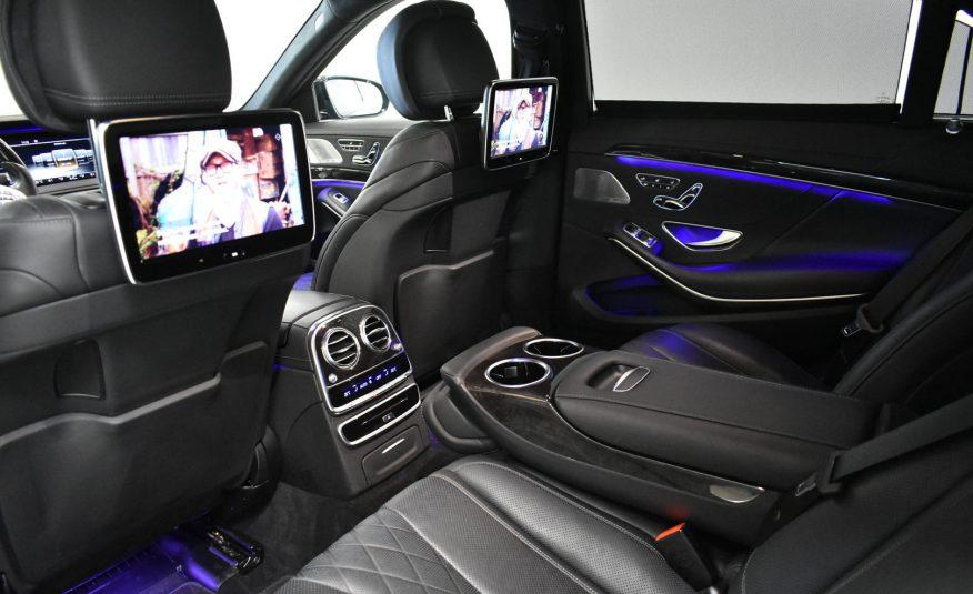 Mercedes-benz S 350 Bluetec L (2013)