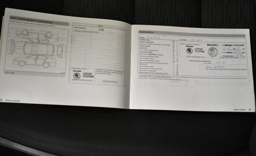 Skoda Octavia Combi 1,6 Tdi Ambiente Dsg Autom. (2013)