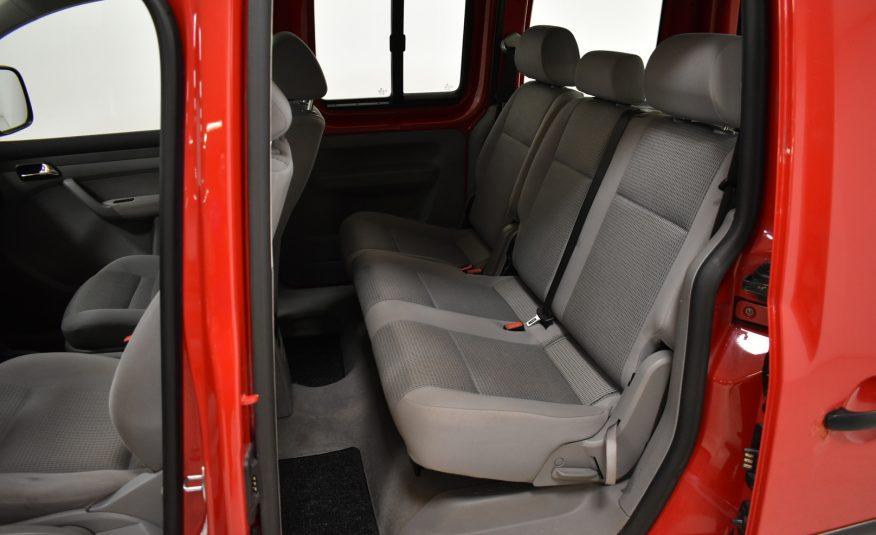 Volkswagen Caddy Kombi 1,6 75 Kw (2006)