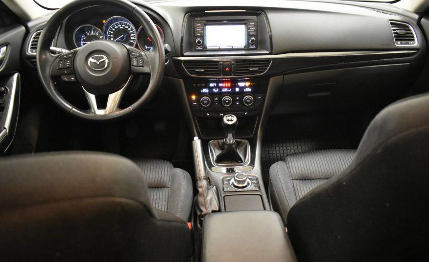 Mazda Mazda6 Sport Wagon 2,0 (145) Skyactiv-g Premium Plus 6mt 5ov Ta3 (2013)