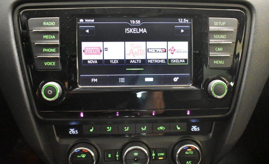 Skoda Octavia 1,4 Tsi Style Dsg Autom. (2015)