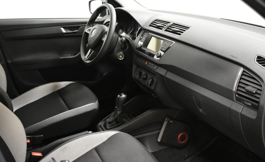 Skoda Fabia Combi 1,2 Tsi 110 Ambition Dsg Autom. (2017)