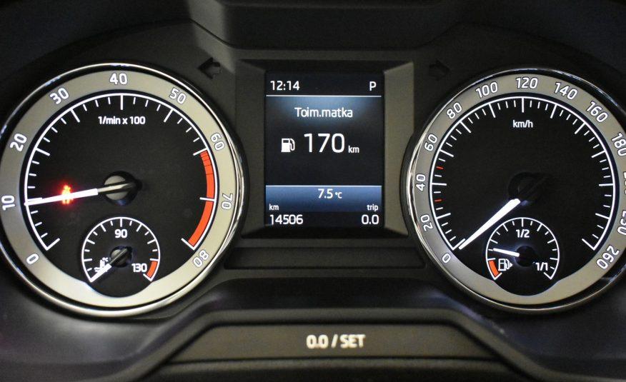 Skoda Octavia 1,5 Tsi Ambition Businessline Dsg Autom. (2020)