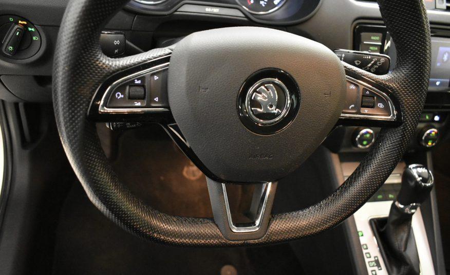 Skoda Octavia Combi 1,4 Tsi Style Dsg Autom. (2017)