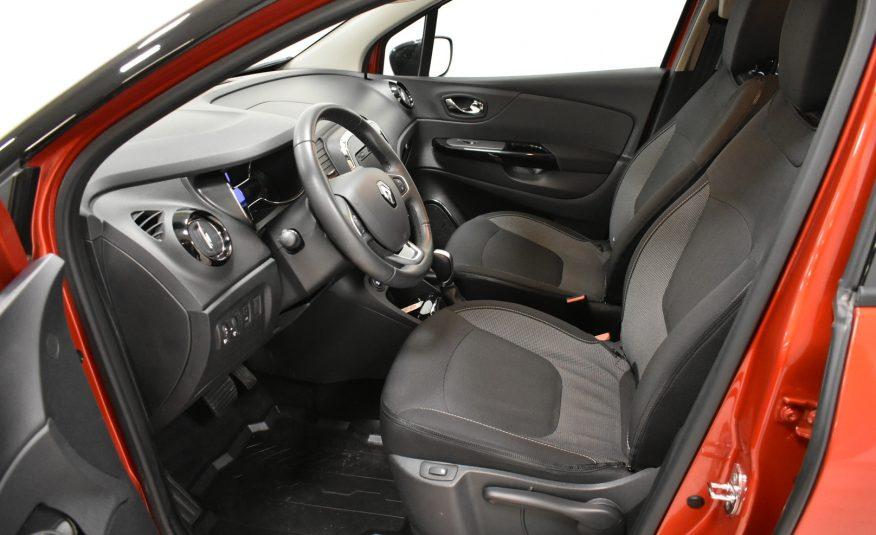 Renault Captur Tce 120 Edc-aut Dynamique (2017)